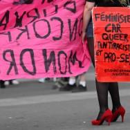 Une « marche des salopes » organisée au cœur de Paris