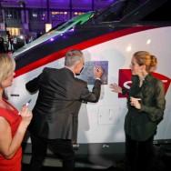 La SNCF fête les 30 ans du TGV