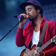 Patrice en concert au Parc de la Courneuve