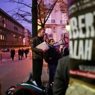 Mobilisation à Paris pour la libération du franco-palestinien Salah Hamouri