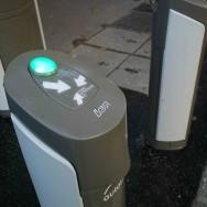 Les premières bornes de recharge Autolib' apparaissent dans Paris