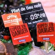 Greenpeace se mobilise dans les magasins Intermarché contre la pêche profonde