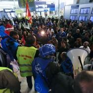 Aéroport Charles de Gaulle : la grève des agents de sécurité continue