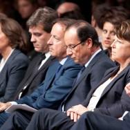 François Hollande investi candidat pour la présidentielle 2012
