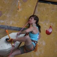 Des championnats de France 2011 d'escalade au sommet