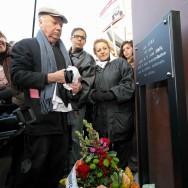 Mgr Gaillot dévoile une plaque en souvenir d'Ali Ziri, « mort suite à son interpellation par la police nationale »