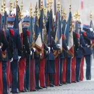 Nicolas Sarkozy commémore un 11 novembre en l'hommage de tous les morts pour la France