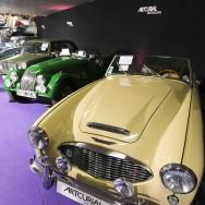 Artcurial crée l'événement sur les Champs Elysées avec une vente d'automobiles d'exception