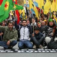 Forte mobilisation à Paris pour la paix et l'autonomie du Kurdistan