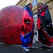 Le Carnaval de Paris 2012 anime les rues de la capitale