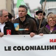 Eva Joly et Philippe Poutou unis contre le colonialisme et le racisme