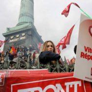 Le Front de Gauche marche vers la Bastille