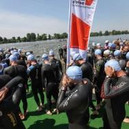 500 triathlètes envahissent Enghien-les-Bains