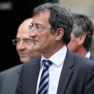 François Lamy, ministre délégué chargé de la Ville