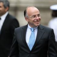 Bernard Cazeneuve, ministre délégué chargé des Affaires européennes