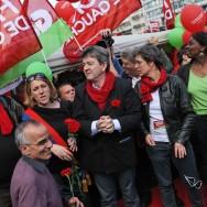 Un 1er mai 2012 aux couleurs de l'élection présidentielle