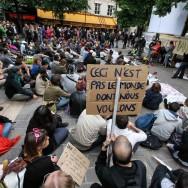La journée mondiale d'action des indignés célébrée également à Paris