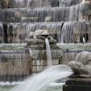 Les jeux d'eau du Domaine national de Saint-Cloud