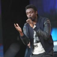 Corneille au concert M6 Live 2012