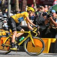 Bradley Wiggins : le premier Britannique à gagner le Tour de France