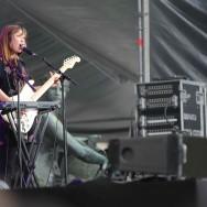 Mina Tindle au festival Fnac Live de Paris
