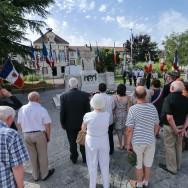 Mantes-la-Ville commémore sa Libération par les Alliés