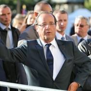 Libération de Paris : Hollande se revendique de l'héritage et des valeurs de la Résistance