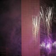 Apparences, le spectacle pyrotechnique 2012 de Defacto à la Défense