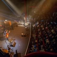 Thomas Fersen sur scène à la Cigale.