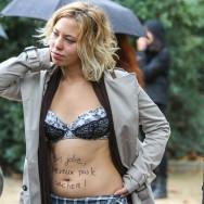 SlutWalk Paris : une marche contre le sexisme et les clichés liés au viol