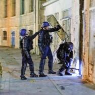 Un immeuble réquisitionné à Paris, expulsé par les forces de l'ordre
