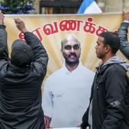 La communauté tamoule rend hommage à un dirigeant du CCTF assassiné à Paris
