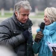 Dubosc et Davant : le making of du Téléthon 2012