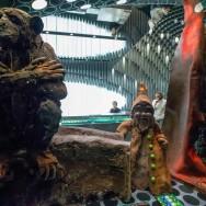 Sculptures et cacao : Patrick Roger ouvre son nouveau magasin à Paris