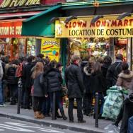 Saint Sylvestre : les loueurs de costumes et de déguisements de Paris font le plein