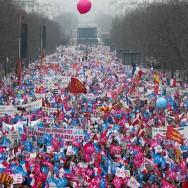 Manif pour tous : 300 000 ou 1,4 million de participants ?