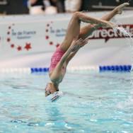 3ème Open Make Up For Ever de natation synchronisée à Montreuil