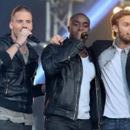 """M Pokora au concert """"Génération M6 Live"""""""