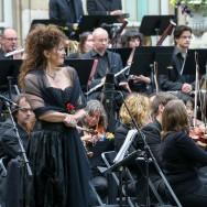 Fête de la musique 2013 : l'orchestre symphonique des Landes à l'Hôtel de Clermont