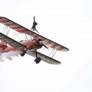 Les Breitling WingWalkers au salon du Bourget