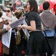 Des prostituées manifestent à Paris pour la dépénalisation du racolage