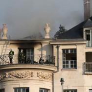 """Incendie de l'hôtel Lambert : des dégâts jugés """"irréversibles"""""""