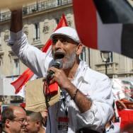 Rassemblement anti-Morsi à Paris
