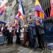 Célébration du rôle des républicains espagnols dans la Libération de Paris
