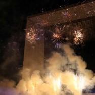 Espace : le dernier spectacle son et lumière de la Défense, à Paris