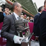 La jument française Trêve remporte le 92e prix de l'Arc de Triomphe