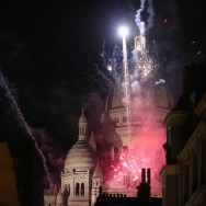 Le Grand Feu d'Artifice des Vendanges de Montmartre