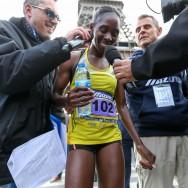 La Kényane Sarah Chepchirchir remporte les 20 km de Paris