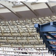 La Canopée des Halles : un monstre d'acier au cœur de Paris