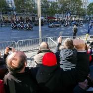 11-Novembre : François Hollande hué sur les Champs-Elysées